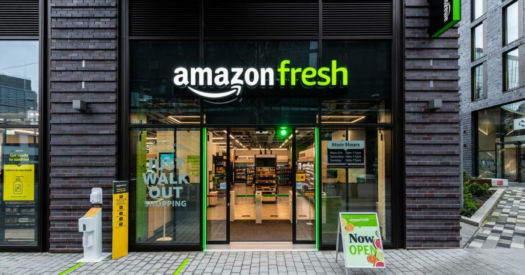 TESCO TO LAUNCH CHECKOUT-FREE STORE IN AMAZON'S WAKE