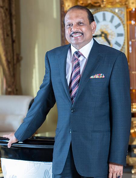 LuLu Group CEO Yusuff Ali M.A