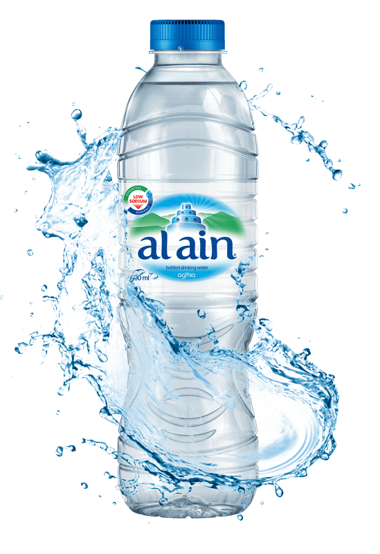 Agthia Group's brands include Al Ain Water