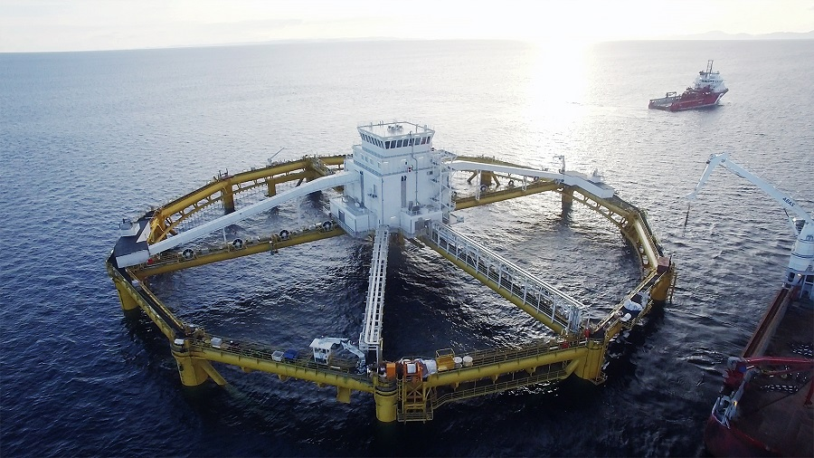 SALMAR AND AKER LINK UP TO CREATE 'WORLD'S MOST RELIABLE AND INTELLIGENT' FISH FARM