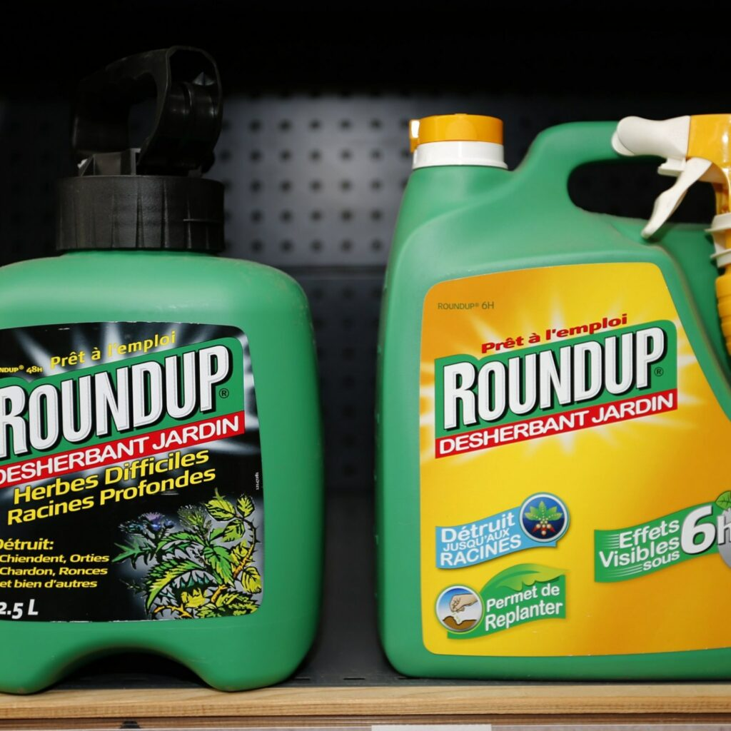Roundup is described as the world's most popular weedkiller, but it has raised concerns over pesticide residues.