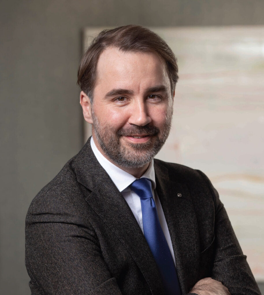 Tobias Wasmuht, Chief Executive of Spar International