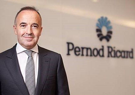 China focus from Pernod Ricard's Philippe Guettat
