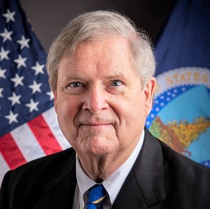 USDA Agriculture Secretary Tom Vilsack