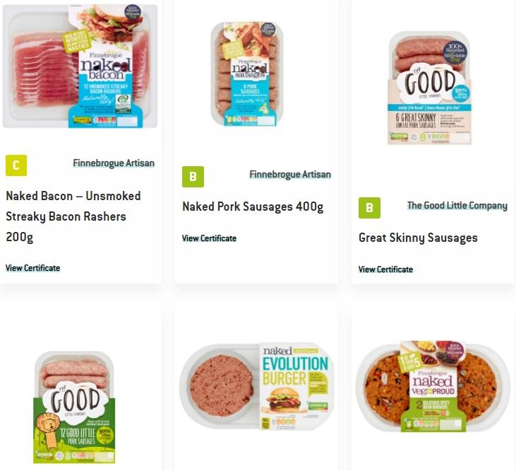 FOUNDATION EARTH FOOD LABEL TO HELP UK CONSUMERS MAKE MORE ECO-FRIENDLY CHOICES